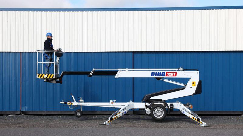 The DINO 120T access platform.