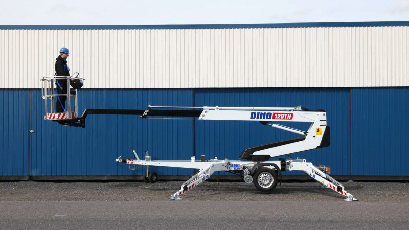 The DINO 120TN access platform.