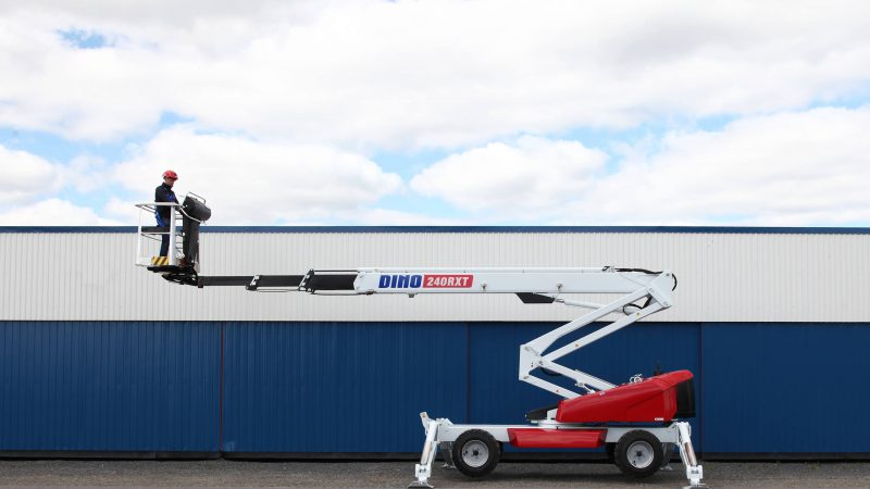 The DINO 240RXT access platform.