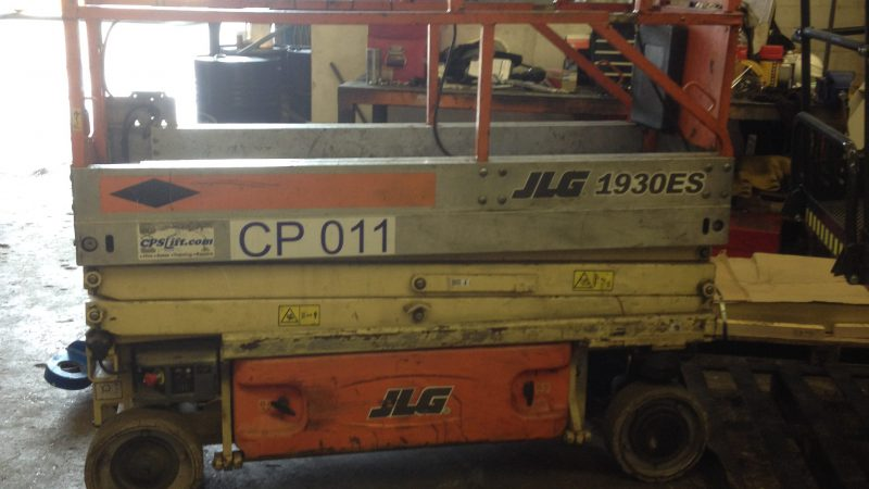 A used JLG 1930ES we have for sale.