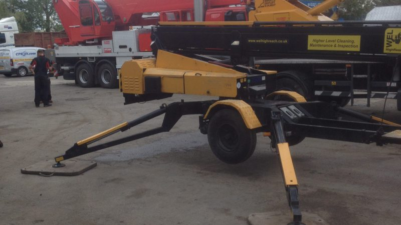 The used OMME 25m we have for sale.
