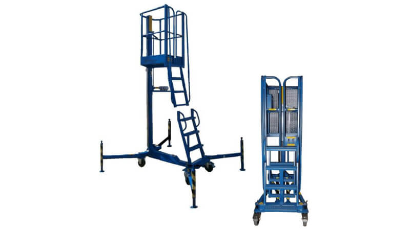 The Laing Access Quickstep O/S low-level access platform.