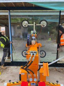 Smartlift Glass Lifting Robot
