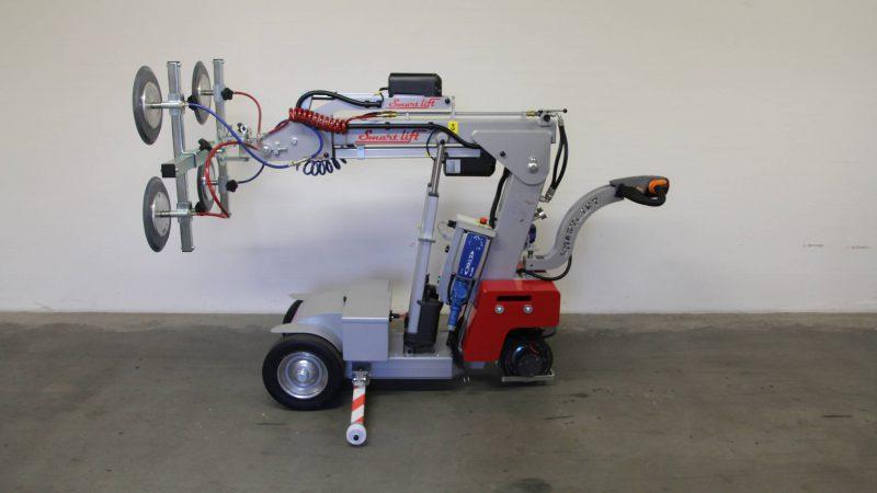 SL 280 Standard glazing robot.
