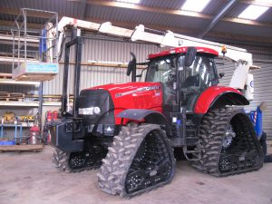Tracked Tractor MEWP