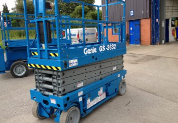 A used access platform available from CPS Lift.