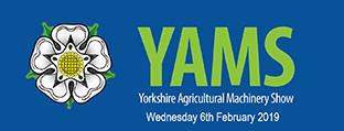 YAMS Show Banner
