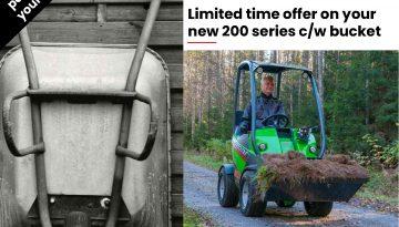 Avant 200 Series Offer