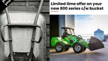 Avant 800 Series Offer