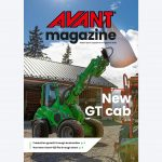 The front cover of the Avant Customer Magazine for 2020.