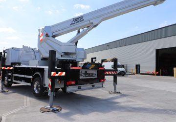 Bronto Skylift Maintenance & Support