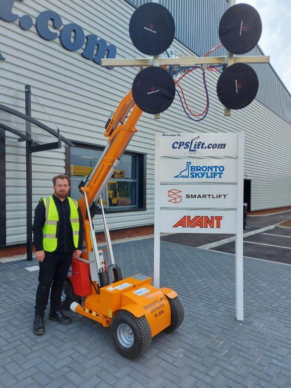 Dale Copley, Smartlift Sales Executive at cpslift.com