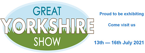 Great Yorkshire Show Banner