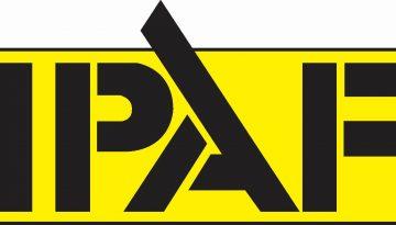 The IPAF logo.