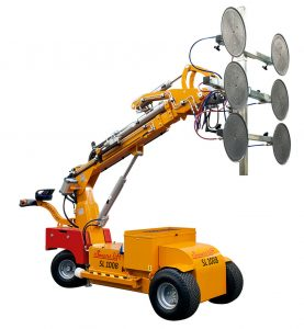 Smartlift SL 1008 Outdoor available for hire or lease.
