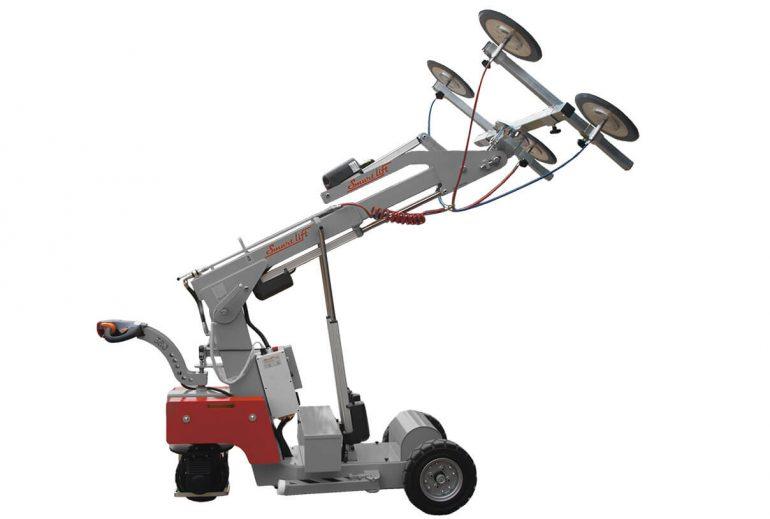 Smartlift 580 Indoor Glazing Robot