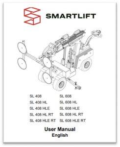 A sample Smartlift user manual.